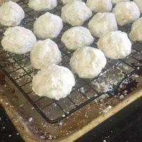 Meltaway Wedding Cookies