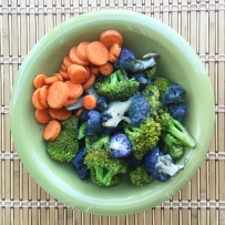Colorful Cruciferous Medley